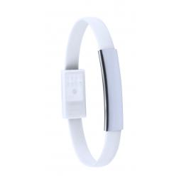 Ceyban - brățară cablu de încărcare USB AP721101-01, alb