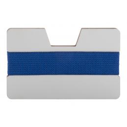 StriCard - suport cărți de vizită AP718126-06, alb/albastru