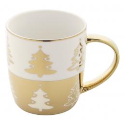 Proxxy - cană Crăciun AP803409-98, auriu