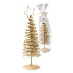 Dido - Mini brad de Crăciun AP731979-98, auriu