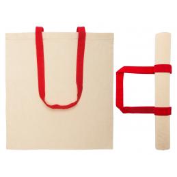 Fuzox - geantă cumpărături AP741575-05, roșu