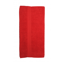 Sauna - prosop AP810103-05, roșu