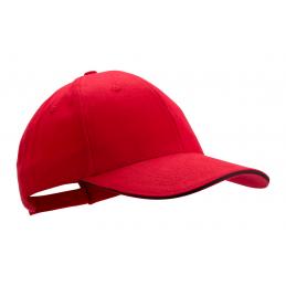 Rubec - șapcă baseball AP741668-05, roșu