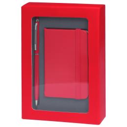 Botik - set blocnotes AP741853-05, roșu