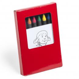 Yisus - creioane colorate  AP781273-05, roșu