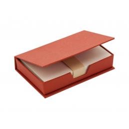 Legu - blocnotes AP791052-05, roșu