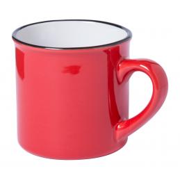 Sinor - cană ceramica Vintage 300 ml AP781793-05, roșu