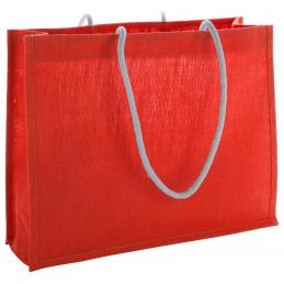 Hintol - geantă cumpărături iuta AP741868-05, roșu