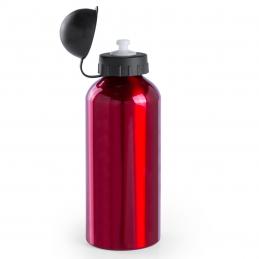Barrister - Bidon metalc sport 650 ml AP781212-05, roșu