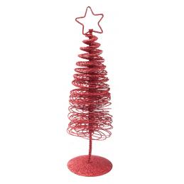 Dido - Mini brad de Crăciun AP731979-05, roșu