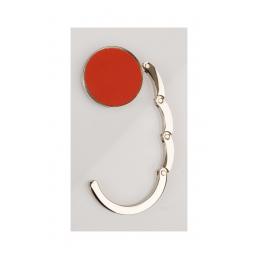 Skype - cârlig pliabil pentru geantă AP761111-05, roșu