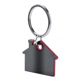 Zosin -Breloc in forma de casa AP721256-05, roșu