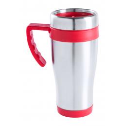 Carson - cană termoizolantă AP781216-05, roșu