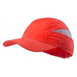 Laimbur - Şapcă baseball AP781700-05, roșu