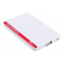 Vilek - baterie externă USB 2200 AP741470-05, roșu