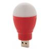 Kinser - lampă USB AP741763-05, roșu