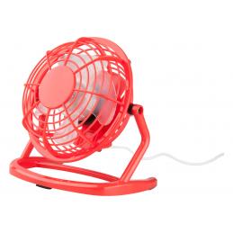 Miclox - mini ventilator AP741303-05, roșu