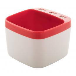 Warger - suport pixuri AP897007-05, roșu
