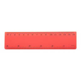 Hebe - riglă AP791347-05, roșu