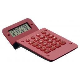Nebet - calculator AP741154-05, roșu