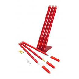 Zibo - set AP791085-05, roșu