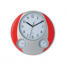 Prego - ceas de perete AP761303-05, roșu