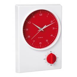 Tekel - ceas de birou AP741170-05, roșu