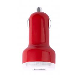 Denom - încărcător auto AP741944-05, roșu