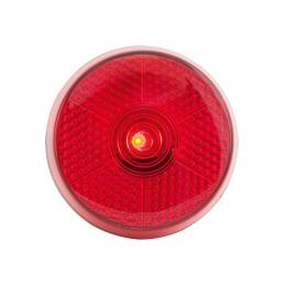 Flash - flashlight reflectorizant AP731569-05, roșu