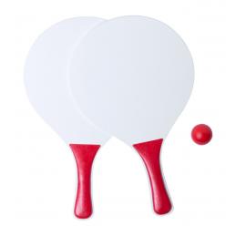 Kongal - set tenis plajă AP721196-05, roșu