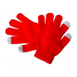 Pigun - mănuși touch pentru copii AP781299-05, roșu