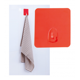 Rucco - cârlig pentru prosoape AP791914-05, roșu