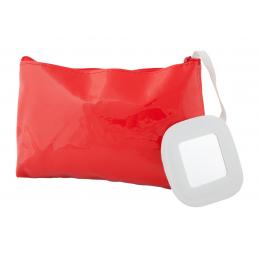 Xan - geantă cosmetice AP791458-05, roșu