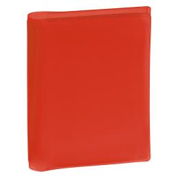 Letrix - suport carduri AP741219-05, roșu