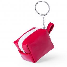 Darnex -Breloc pentru monezi AP781229-05, roșu