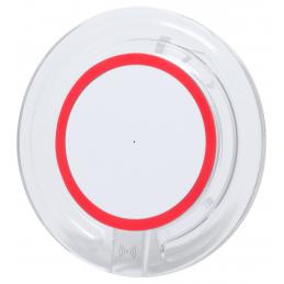 Neblin - încărcător wireless AP781862-05, roșu