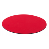 Roland - mousepad rotund AP781682-05, roșu