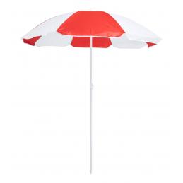 Nukel - umbrelă de plajă AP721619-05, roșu