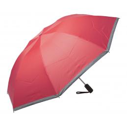 Thunder - umbrelă reflectorizantă AP808414-05, roșu