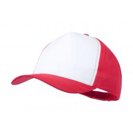 Sodel - șapcă baseball AP741427-05, roșu