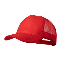 Clipak - șapcă baseball AP721594-05, roșu