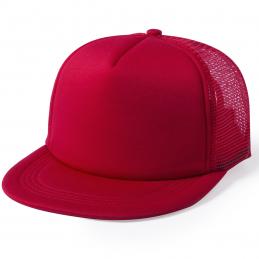 Yobs -Sapca cu plasa  AP781500-05, roșu