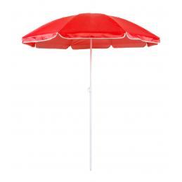 Mojacar - umbrela de plaja AP761280-05, roșu