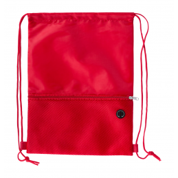 Bicalz - rucsac cu șnur AP781710-05, roșu
