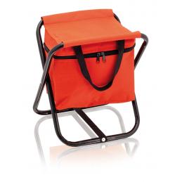 Xana - scaun de plajă cu geantă termoizolantă AP791195-05, roșu