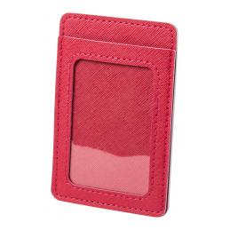 Besing -port card cu fereastra  AP781840-05, roșu