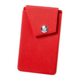 Lepol -Suport card pe telefon  AP781789-05, roșu