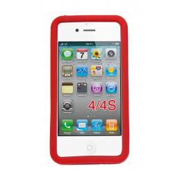 Zora - carcasă iPhone AP791734-05, roșu