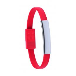 Ceyban - brățară cablu de încărcare USB AP721101-05, roșu