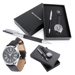 Relans - set pix și ceas de mână AP741518, negru